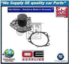 FOR FIAT DOBLO 2010 > 1.6DT 2.0DT VAN MULTIJET FEBI COOLANT WATER PUMP + GASKET