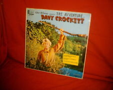 Walt Disney's DAVY CROCKETT  LP  in Italian 1974 MINT Sigillato