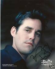 Buffy Nicholas Brendan Auto 8x10 Photo Xander