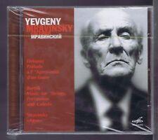 MRAVINSKY (CD NEW ) BARTOK DEBUSSY STRAVINSKY MELODIYA
