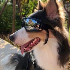 Dog Sunglasses Goggles Waterproof Windproof UV Protect Pet Eye Wear Glasses 1PC