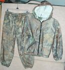 Youth camouflage AMERICAN OUTFITTERS GARMENTS 2 pc. fleece jacket & pants , 6/8