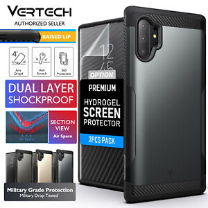 Galaxy Note 10 Plus 5G Case VERTECH Heavy Duty Shockproof Cover for Samsung
