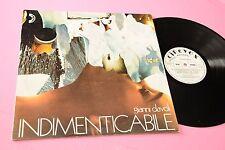 GIANNI DAVOLI LP INDIMENTICABILE ORIG ITALY PROG 1972 NM PROMO EDITION !!!!!!!!!