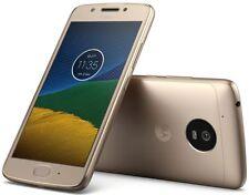 "Motorola Moto G5 DualSim gold 16GB LTE Android Smartphone 5"" Display 13Megapixel"