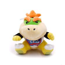 """7"""" Baby Bowser Koopa Jr. Muñeca de peluche juguetes de peluche suave Anime Niños Regalo de Navidad"""