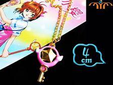 Pendiente Sakura Carte Capteur De Chasseur cartes crosse Laqué