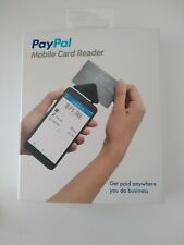 Paypal Mobile Card Reader Easy Fast Secure Get Paid Anywhere New In Box