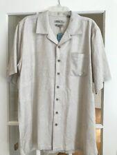 NWT Batik Bay 100% Silk Hawaiian Shirt