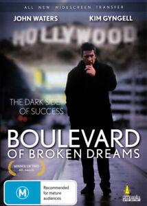 Boulevard Of Broken Dreams : John Waters and Kim Gyngell