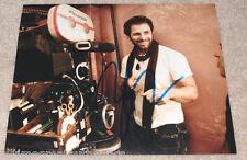 DIRECTOR ZACK SNYDER SIGNED AUTHENTIC 8X10 PHOTO E w/COA BATMAN V SUPERMAN