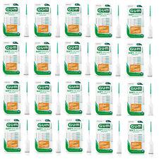 GUM Soft-Picks Original -10 Packs of 50 each (500 Soft Picks)  FREE US Shipping