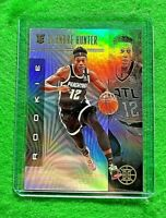 DE'ANDRE HUNTER PRIZM ILLUSION ROOKIE ATLANTA HAWKS 2019-20 ILLUSIONS BASKETBALL