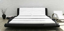 Morskie Upholstered Bed Beds Pads Wedding Leather Textile Designer Twin XXL New