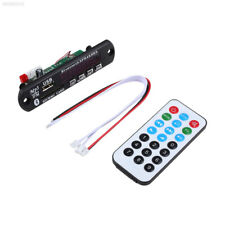 27CE USB Bluetooth SD FM AUX MP3 Decoder Board 12V Recording Module w/ Remote