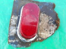 Red Rear Tail Light from Classic Vehicle | Bedford CA van | Authentic part
