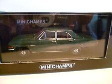 OPEL KAPITAN VERTE de 1964 : MINICHAMPS ~  NEUF