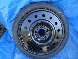 1997 - 2016 GM   Compact Spare with Tire - 125/70/16