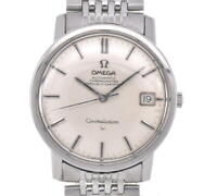 OMEGA Constellation Silver Dial SS Automatic Men's Watch U#101076