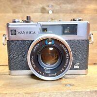 Yashica Electro 35 GX, 35mm Rangefinder Camera Film Tested! Full Working Order!