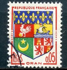 STAMP / TIMBRE FRANCE OBLITERE  N° 1230A  BLASON LILLE
