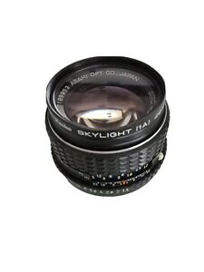 PENTAX 50mm f/1.4 Lens