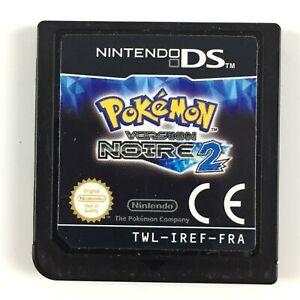 Pokémon Version Noire 2 DS / Jeu Sur Nintendo DS, 3DS, 2DS...