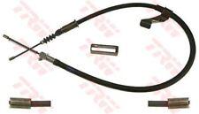 gch2565 TRW Cable, FRENO DE MANO TRASERO izqdo.