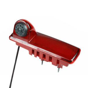 Rear View Reversing Camera 3rd Brake Light Fit for Opel Vivaro Renault Trafic er