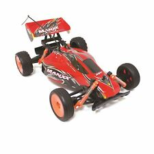 New York Gift 1:10 Scale Remote Radio Control Off Road Buggy Red Yellow Reduced