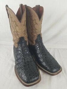 Dan Post Caiman Square Toe Boots