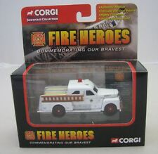 Corgi Heroes Fire Engine Fire Vehicle Seagrave 70th Denver CO. CS90056. Box