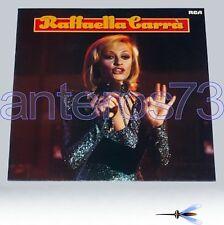 RAFFAELLA CARRA RARO LP OMONIMO 1978 DI STAMPA TEDESCA