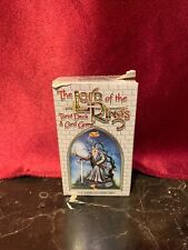 The Lord Of The Rings - Tarot Deck & Card Game- (1996) U.S. Games System Inc.