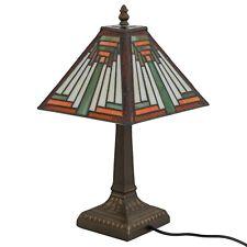 Tischlampe Schreibtischlampe Lampe Tiffany-Stil Leuchte Antik-Stil (j)
