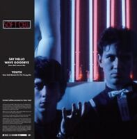 """Soft Cell - Say Hello Wave Goodbye / Youth 12"""" Clear Vinyl RSD 2018 Preorder New"""