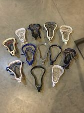 Lot Of 12 Lacrosse Heads 2 Mikey Powell Used