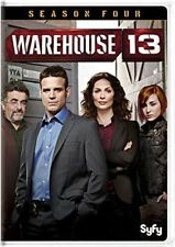 Warehouse 13: Season Four [New DVD] Boxed Set, Repackaged, Snap Case
