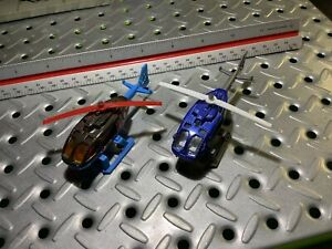 2001 Matchbox Rescue Helicopter Lot 2