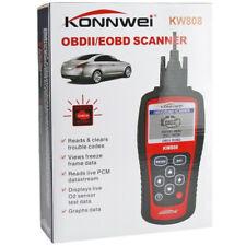 Konnwei KW808 OBD Auto Diagnostic Scanner Tool Car Fault Detector