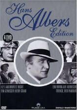 Hans Albers Edition (2006) DVD