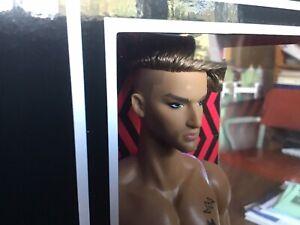 Adonis Male Doll Brown Hair Hormones Mizi by Jason&Dimon LE300 New NRFB