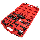23ps Diesel Injector Remover Puller Tool Universal Master Kit Injector Nozzle