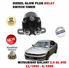 Para Mitsubishi Galant 2.0 TD E57A 4D68 90BHP 1992-1996 Nuevo Bujía Relé Temporizador