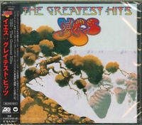 YES-YES: THE GREATEST HITS-JAPAN CD F30