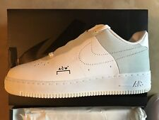 Nike Air Force 1 '07 Low X ACW A Cold Wall White US 10. (BQ6924-100)