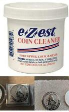 Amazing Stuff EZEST Coin Cleaner 5oz. jar (Qty = 1 Jar) Clean Coins Removes