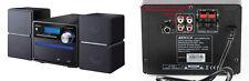 MICRO HI-FI CD-MP3 USB 2 RCA IN E RADIO PLL - MAJESTIC AH2336 - AUDIOLA AHB2296