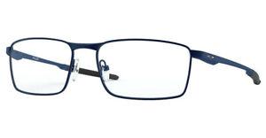 Oakley OX3227 FULLER Designer Glasses Spectacle Frame Black and Blue with Case
