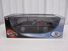 1:18th scale Dodge Viper SRT-10 Convertible Hot Wheels diecast Black